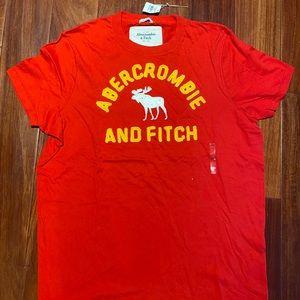 Abercrombie & Fitch Men  T-Shirt size 2XL